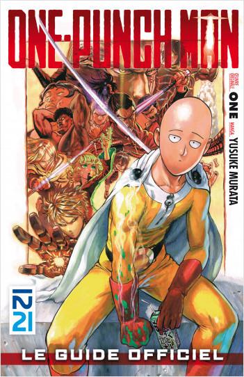 One-Punch Man - Le guide officiel