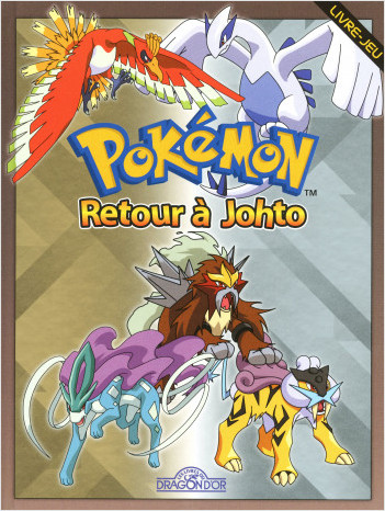 Pokémon- Retour à Johto