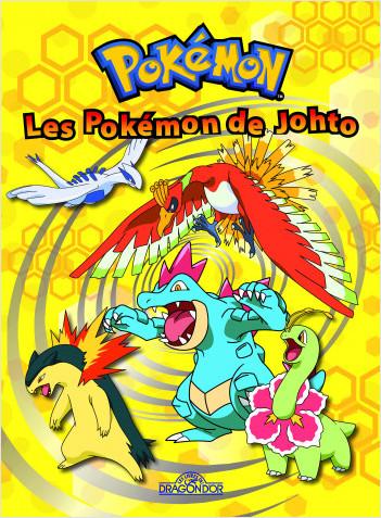 Les Pokémon de Johto