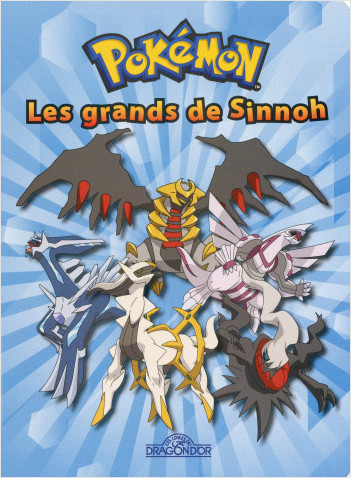 Pokémon- Les Grands de Sinnoh