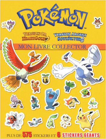 Pokémon -Mon livre collector